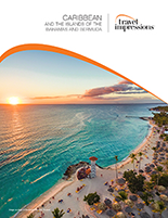 Caribbean brochure cover