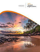 Hawaii brochure cover
